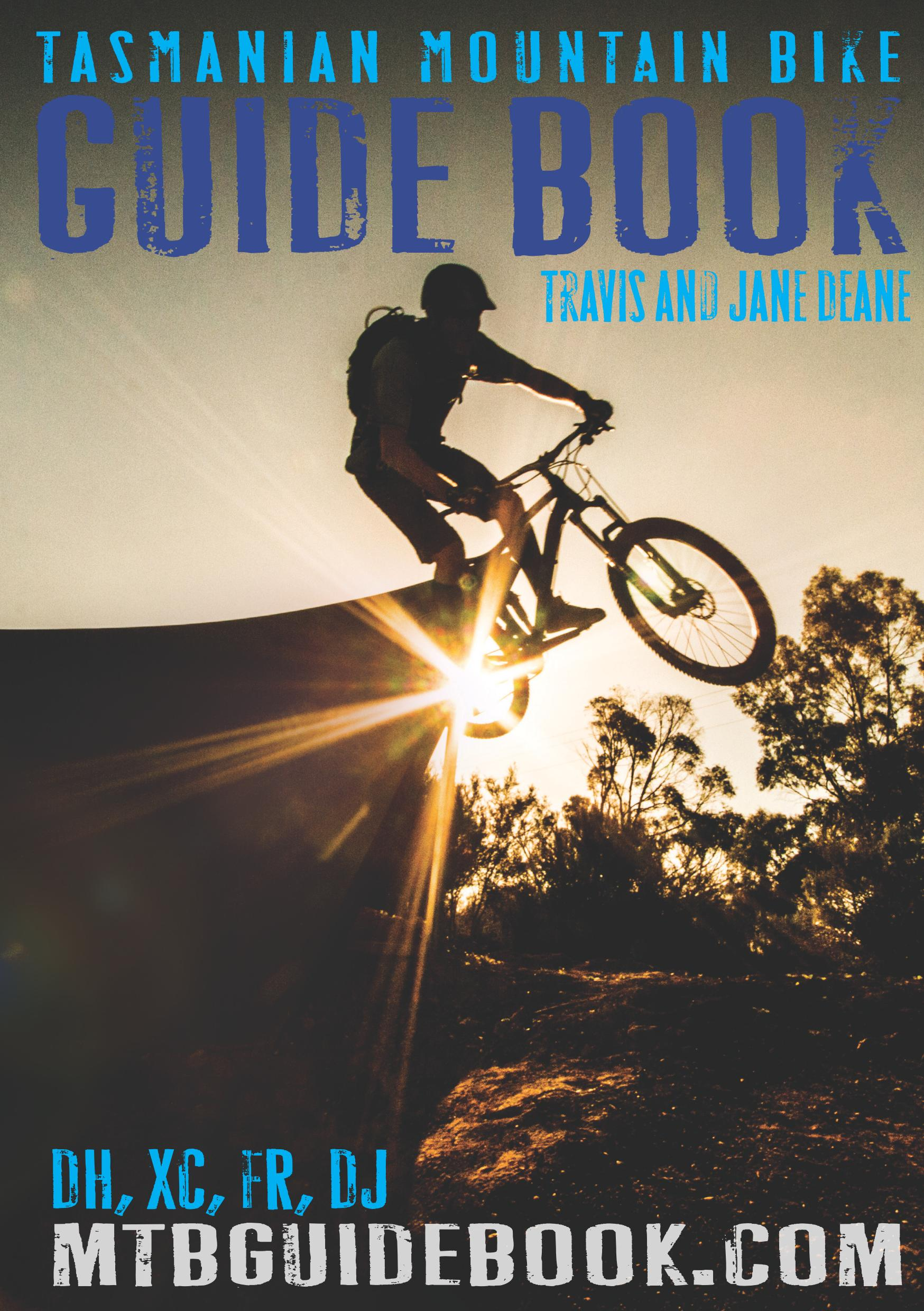 Tas MTB guidebook cover