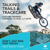 Talking Trails and Trackcare