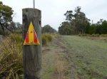 Tasmanian Trail Marker