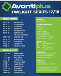 Avantiplus Twilight Series 2017-18