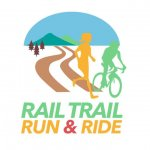 Rail Trial Run and Ride Logo