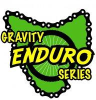 Gravity Enduro Series Tasmania Logo