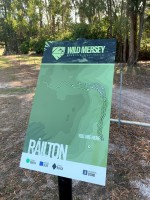 Railton Trail Sign
