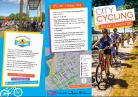 Launceston Cycle Map Brochure