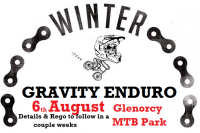 Winter Gravity Enduro Series (Source Hobart Dirt Devils)