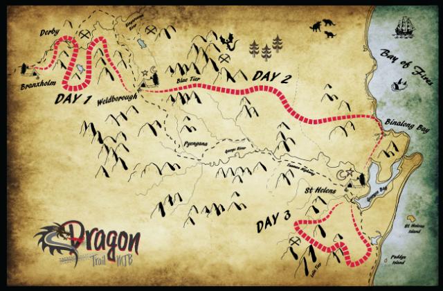 Dragon Trail MTB