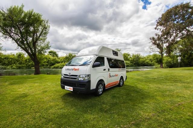 LeisureRent Campervans