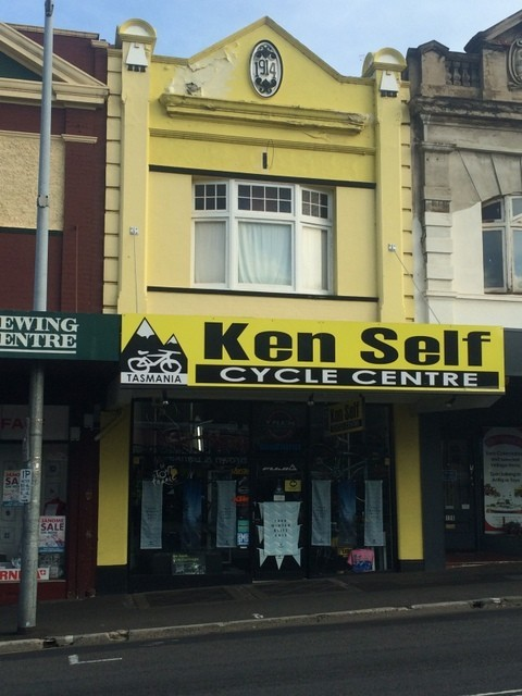 Ken Self Cycles