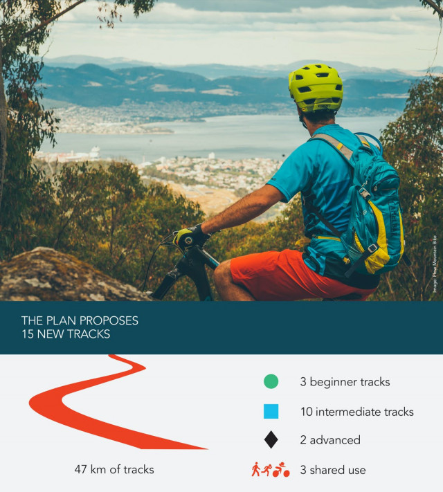 Proposed kunanyi / Mount Wellington Mountain Bike Network Plan - Engagement Report