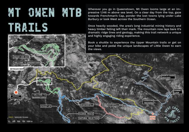 West Coast (Mt Owen) Trails to open July 23 2021
