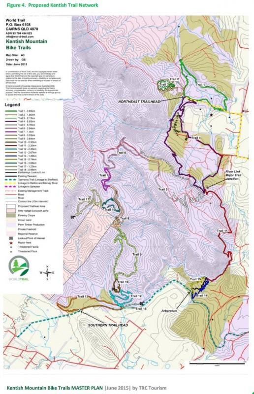 Kentish trails masterplan released