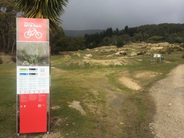 Glenorchy Mountain Bike Park