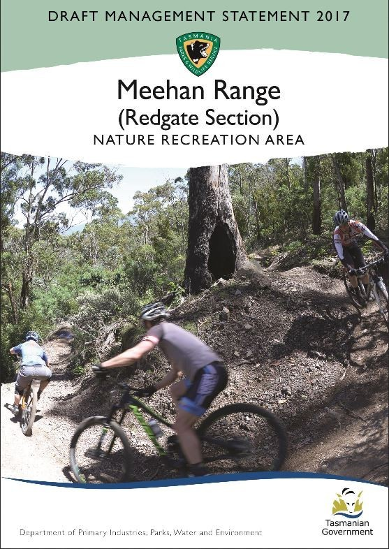 Meehan Range Nature Recreation Area (Redgate Section) Draft Management Statement