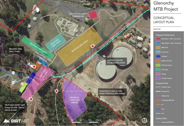 Glenorchy BMX Track goes to tender